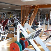 LE CHRIS POWER GYM