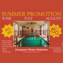 SUMMER PROMOTION, ​150€ ALL IN​ ​!